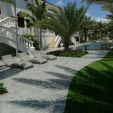 Mediterranean Pool by tucker design build inc.