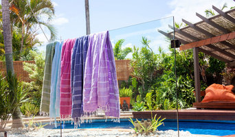 Turkish Towel Poolside