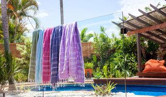 Turkish Towel Poolside