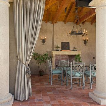 Tuscan La Jolla Home