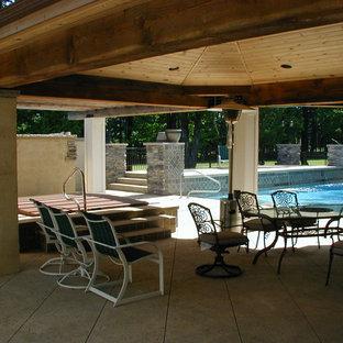 Tuscan Pool Place