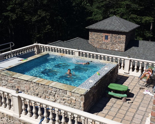 Glass Bottom Pool Ideas Pictures Remodel And Decor