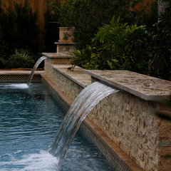 mediterranean pool by Downunda Aquatic Environments