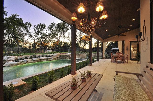 Eclectic Pool by Van Wicklen Design