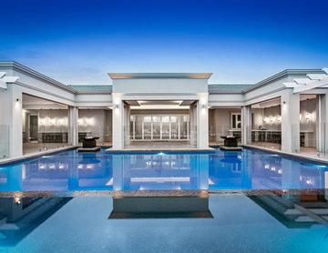 Twilight Pool Shoot - Melbourne