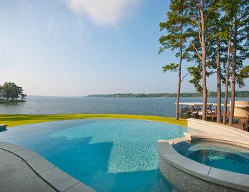 Tyler Lake-house- Backyard