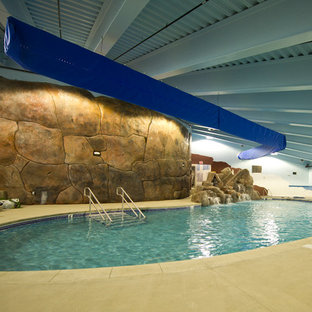 Ultimate Doomsday Bunker Indoor Pool