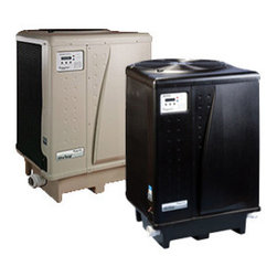 Pentair - Project 015 - UltraTemp® High Performance Heat Pump - The industry's first heat pump charged with non-ozone depleting refrigerant, R410A