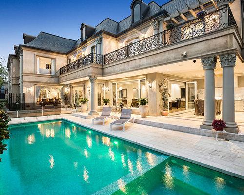 Mediterranean Home Design Ideas & Photos
