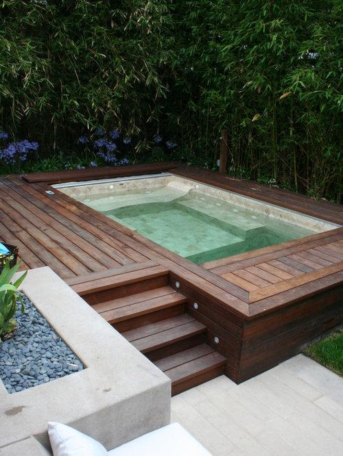 Fotos de piscinas dise os de piscinas y jacuzzis - Piscinas y jacuzzis ...