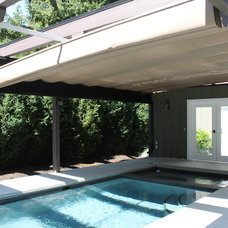 Traditional Pool by ShadeFX Canopies