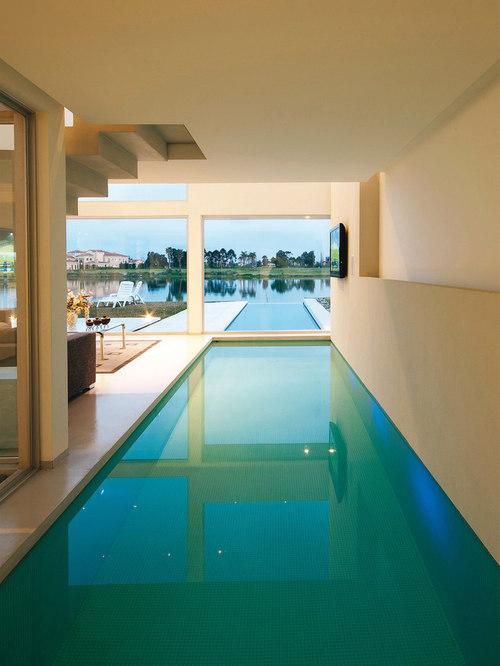 Residential Indoor Pool