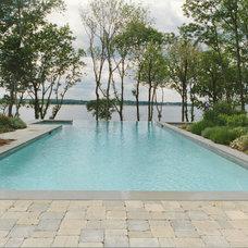 Modern Pool by Haven Pools, Inc.