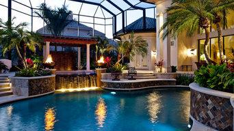 Various new pools