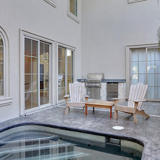 Mediterranean Pool by Vision Investment Group NOLA