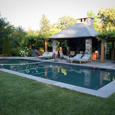 Traditional Pool by G Family, Inc.