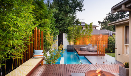 12 Super Stylish Partitions for Outdoors, Pools & Hot Tubs