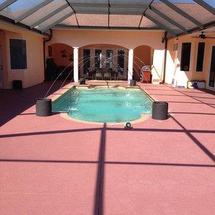 Viking - Montego, Pebble Bach - Backyard Pool Creations - 2015