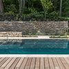 Natursteinmauern für den Garten – mit und ohne Mörtel