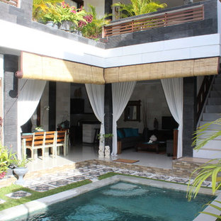 Design ideas for an asian pool in Other.