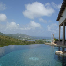 Tropical Pool by Well Being by Design
