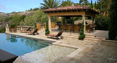 Orange county landscape architects landscape designers for Pool design orange county ca