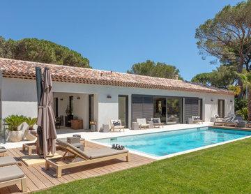 Villa Tourmentin, Saint Tropez, Frankreich