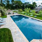 Swimming Pool Designs Traditional Pool Atlanta By Douglas C Lynn Llc Landscape Architecture