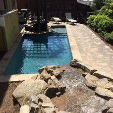 Traditional  by Sandals Luxury Pools, Inc.