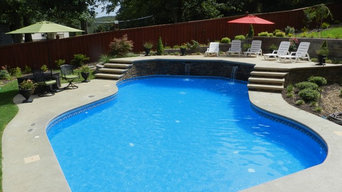 Vinyl Lined Pools from Burton Pools
