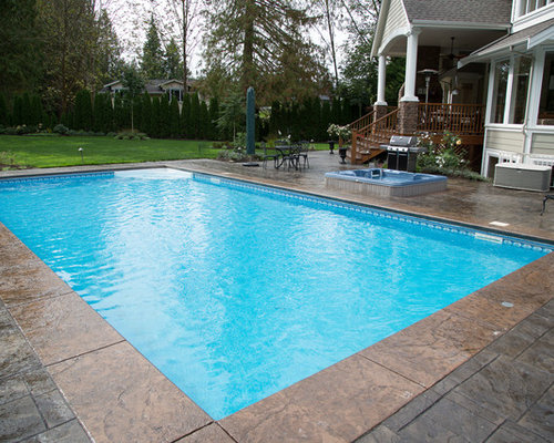 Vinyl Liner Pool Houzz