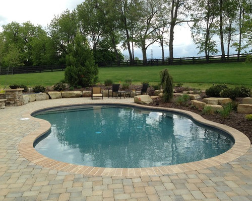 Vinyl Liner Pool Home Design Ideas Pictures Remodel And
