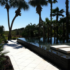 Tropical Pool by Horton Land Works