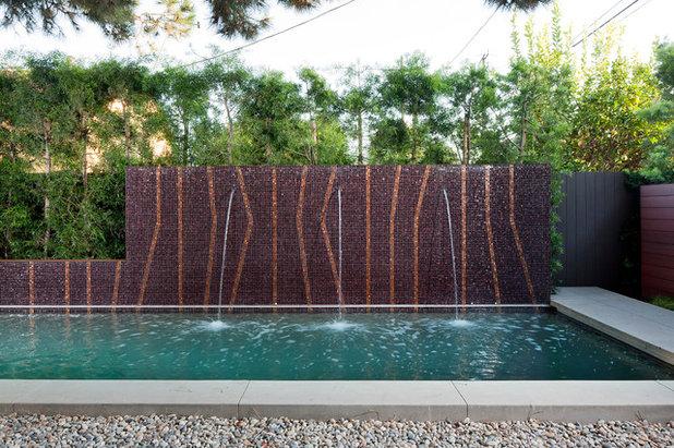 Modern Pools by Modal Design