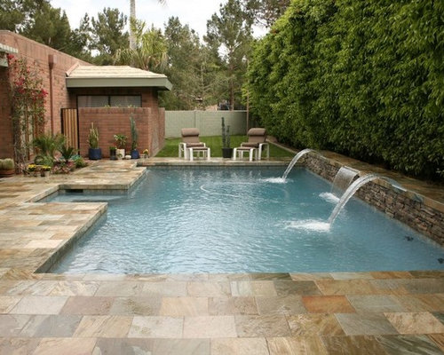 Affordable 16x32 pool design ideas remodels photos for 16x32 pool design