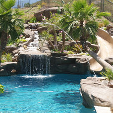 Tropical Pool by Swink's Creations