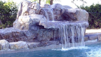 Waterfall Feature Systems