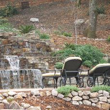 Traditional Pool by Alder Group, Pool and Landscape Co.