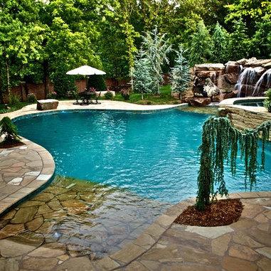 Concrete Around Pool Home Design Ideas Pictures Remodel