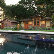 Traditional Pool by Cody Anderson Wasney Architects, Inc.