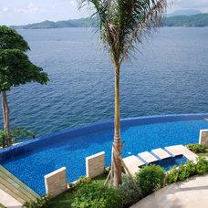 Asian Pool Weekend House