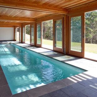 Indoor Lap Pool | Houzz