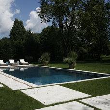 Eclectic Pool by Eddie Lee Inc