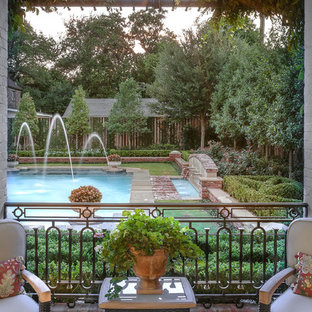 Brick Pool Deck Ideas Houzz