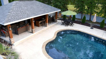 West Winds Pool House