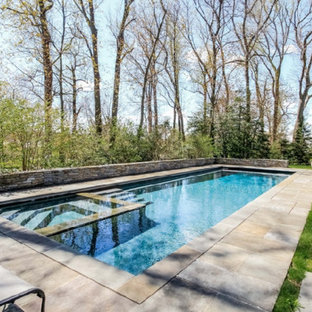 Westchester Mid-Century Modern House and Pool