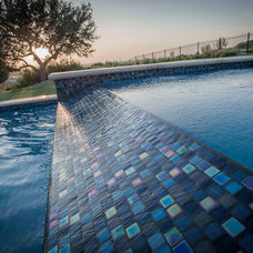 Traditional Pool by Cascade Custom Pools