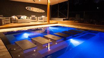 Wet deck beauty