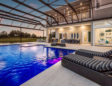 Whole House Remodel and Pool addition