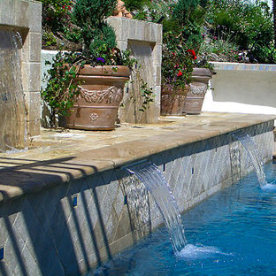 Wild Landscaping | Lap Pool and Waterfalls